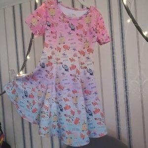 Zootopia Girls Dress